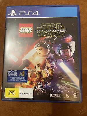 AU20 • Buy LEGO Star Wars The Force Awakens PS4 PlayStation 4