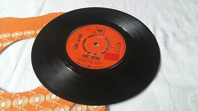 £3.99 • Buy Love Affair - One Road - Let Me Know  7  Single Rare Cbs 3994 Vg