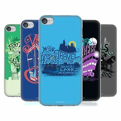 £14.56 • Buy OFFICIAL HARRY POTTER DEATHLY HALLOWS XVIII GEL CASE FOR APPLE IPOD TOUCH MP3
