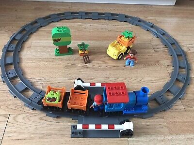AU40.50 • Buy Lego Duplo 10810 Push Train And Track Set Complete With Instructions