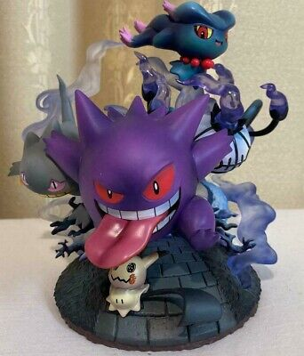 $259.99 • Buy MegaHouse G.E.M.EX Series Pokemon Big Gathering Of Ghost Types Complete Figure