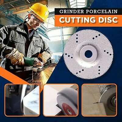 AU22.85 • Buy 100mm 3.9inch Angle Grinder Disc Diamonds Dry Cutting Disc Porcelain Tile Turbo