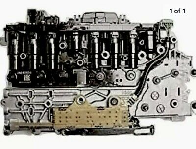 AU581.66 • Buy Gmc 6l80-6l80e Complete Valve Body With Tcm And All Solenoids-2011 & Up