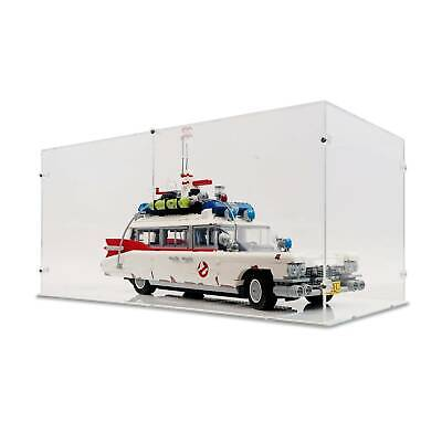 £66 • Buy Acrylic Perspex Model Display Case For LEGO 10274 UCS Ghostbusters Ecto-1