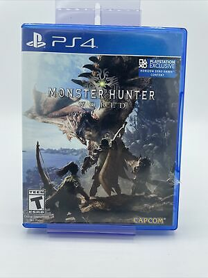 AU13.11 • Buy Capcom Monster Hunter World PS4 Video Game