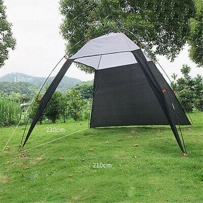 AU43.91 • Buy AU  Pop Up Portable Beach Tent Sun Shade Shelter Canopy Outdoor Camping
