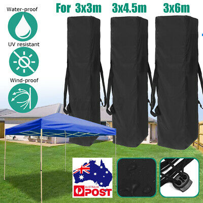 AU23.15 • Buy Carry Storage Bag Canopy Tent Gazebo Anti UV Waterproof Polyester Outdoor Garden