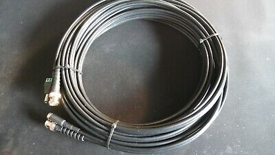 £10 • Buy High Grade RG59 CCTV Cable Shielded (10 METERS) SWANN/ANNKE/SANNCE/YALE