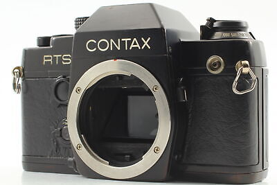 $ CDN217.78 • Buy [Excellent+++++] Contax RTS II Quartz 35mm Film Camera Body From JAPAN #128