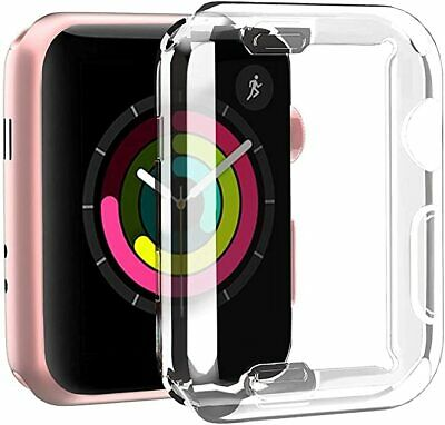AU6.99 • Buy Protective TPU Case Cover Screen Protector For Apple Watch IWatch 6 5 4 3 2 1 SE