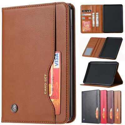 AU15.99 • Buy For Kindle Paperwhite 123 5/6/7th 4 10th 2018 6  Leather Stand Wallet Case Cover
