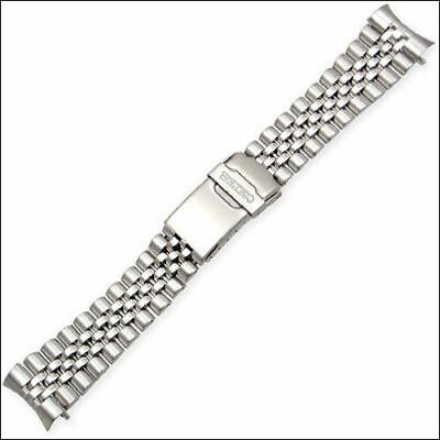 $ CDN48.47 • Buy Seiko Mod Stainless Steel Strap Bracelet For SKX007 And SKX009 Watches