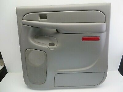 $150 • Buy Passenger Right Rear Door Panel 03-07 Silverado Sierra 123967