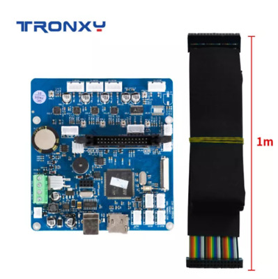 AU131.99 • Buy Tronxy Silent Mainboard With Wire Cable For X5SA-500 Series