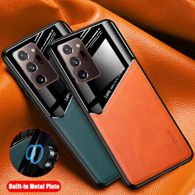 AU8.98 • Buy Hybrid Magnetic Leather Cover Case For Samsung Galaxy S21+ S21 Ultra Plus S20FE