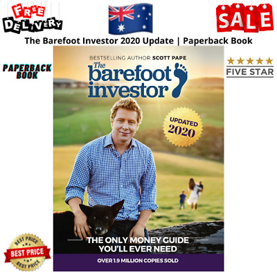 AU22.79 • Buy The Barefoot Investor 2020 Update | Paperback Book | BRAND NEW | FREE SHIPPING