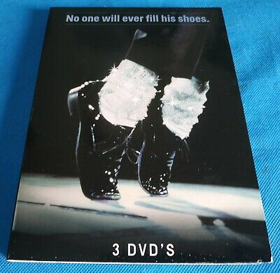 £21.62 • Buy No One Will Ever Fill His Shoes By Michael Jackson (DVD-2010-SONY MUSIC)3 DVD S