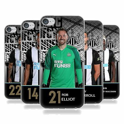 £14.64 • Buy NEWCASTLE UNITED FC 2019/20 FIRST TEAM GROUP 2 GEL CASE FOR APPLE IPOD TOUCH MP3