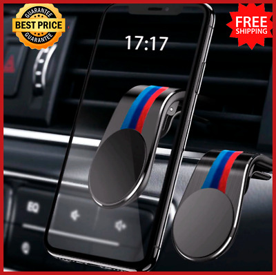 $13.99 • Buy Performance M Power Car Phone Holder Magnetic Sticker For BMW For IPhone Android