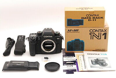 $ CDN522.54 • Buy MINT/ CONTAX N1 With BOX SLR 35mm Film Camera From Japan #0782
