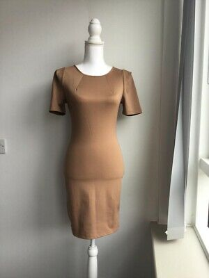 £3 • Buy Eva & Lola Casual Dress With The Zip At The Back, Size S