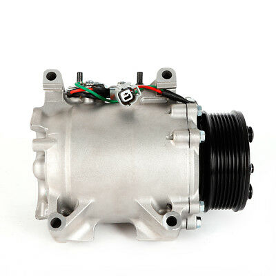 $124.01 • Buy AC Compressor With Clutch A/C Fit For 2002-2006 Honda CR-V 2.4L 140092NEW SALE