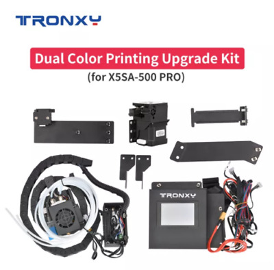 AU270.99 • Buy Tronxy Upgrade Kits For X5SA-500 Pro Upgrade To X5SA-500 Pro-2E Upgrade Kits