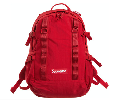 $ CDN325.83 • Buy Supreme Backpack Dark Red Os Fw20 (in Hand) Brand New, 100% Authentic. Fast Ship