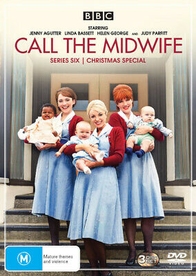 £13.20 • Buy Call The Midwife: Series 6 / Christmas Special (2017) [new Dvd]