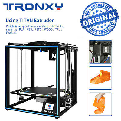 AU459.99 • Buy Original Tronxy 3D Printer Tronxy X5SA Pro Guide Rail Titan Extruder Big Printer
