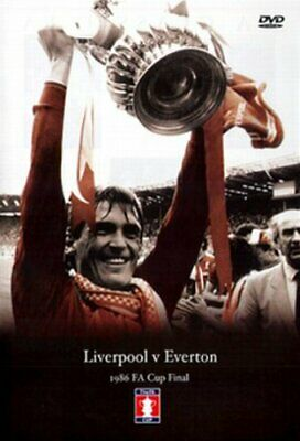 £10.99 • Buy 1986 FA Cup Final - Liverpool V Everton - Sealed NEW DVD - Football