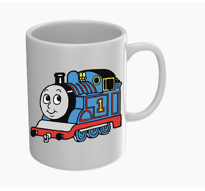 £7.99 • Buy Thomas The Tank Engine 11oz Mug. Can Be Personalised With Any Name