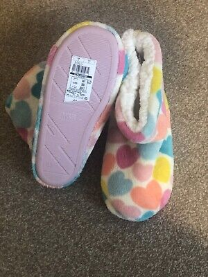 £9.50 • Buy M&S Girls Slipper Boots BNWT Size 4.Marks And Spencer Slippers.
