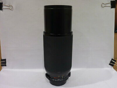 $ CDN774.48 • Buy Used Difficult Items Contax Rts Vzonar 70-210Mm F3.5 Interchangeable Lenses