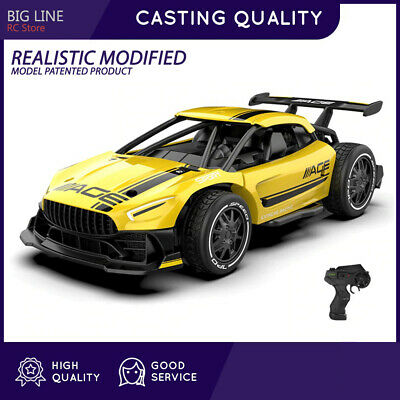 £28.63 • Buy Racing Drift RC Car 1:24 Electric High Speed Racing Vehicle Remote Control Cars