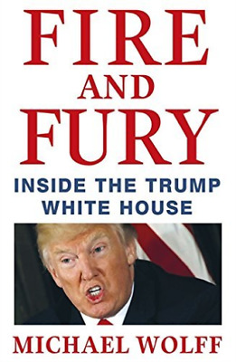 AU22.78 • Buy Wolff, Michael-Fire And Fury BOOKH NEW