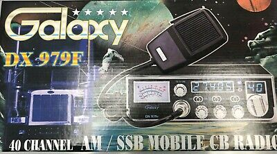 AU262.16 • Buy Galaxy DX979F CB Radio With SSB And Frequency Counter Brand New