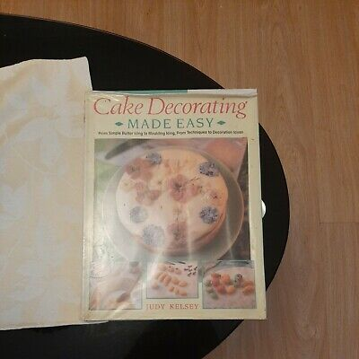 Cake Decorating Book • 1.90£