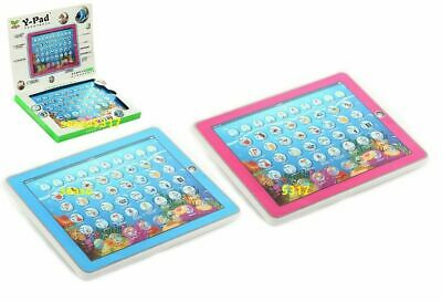 £6.98 • Buy Baby Tablet Educational Toys Kids Toddler Learning English Gift For 1-6 Years UK