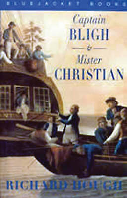 £5.99 • Buy Captain Bligh And Mr.Christian: The Men And The Mutiny, Richard Hough, Good#0405