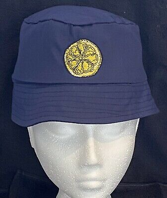 Embroidered Bucket Hat The Reni Roses Lemon