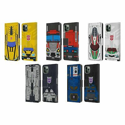 £16.72 • Buy OFFICIAL TRANSFORMERS ALTERNATE MODE LEATHER BOOK CASE FOR APPLE IPHONE PHONES