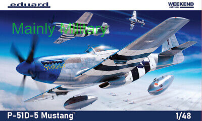 Eduard 1/48 North-American P-51D-5 Mustang Weekend Edition • 21.99£