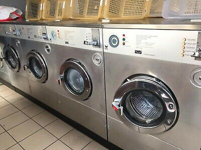 View Details Washing Machines Plus Dryer For Sale. Everything In Laundrette For Sale!! • 500.00£
