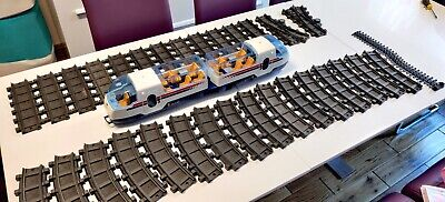 £75 • Buy Playmobil Train RC 4018 Train And Track Please Read Push Along