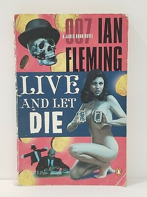 $10.07 • Buy LIVE AND LET DIE (JAMES BOND NOVELS) By Ian Fleming 007
