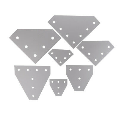 AU8.40 • Buy Plate Corner Angle Bracket Connection Joint Strip For Aluminum Profile  A&lu