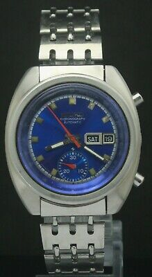 $ CDN626.59 • Buy Vintage Seiko Chronograph 6139-6012 Automatic Japan Made Day/Date Men's Watch