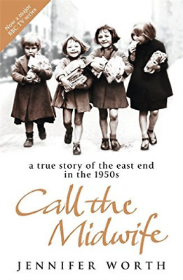 Call The Midwife BOOK NEW • 8.27£