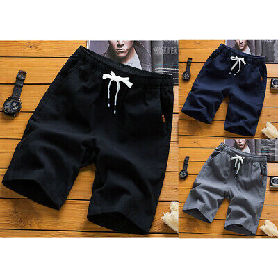 $15.99 • Buy Men's Casual Shorts Outdoor Pants Sports Workout Fitness Summer Beach Hiking US